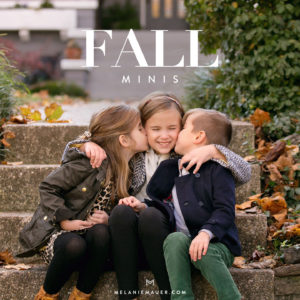 fall mini session! (and an important heads up about toasted marshmallow day)