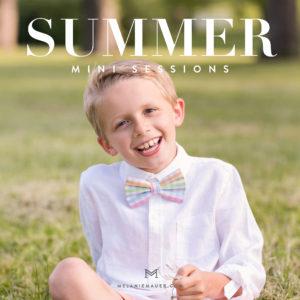 play + summer minis!